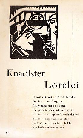 ZUITHOFF, ATE - Kampkweel. (Met lino's van Dirk Verèl en Ate Zuithoff).