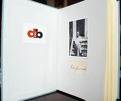 (BINNENDIJK, D.A.M.) - Prisma van de twintigste eeuw: D.A.M. Binnendijk. Catalogus 59. (1/15 luxe-exemplaren).