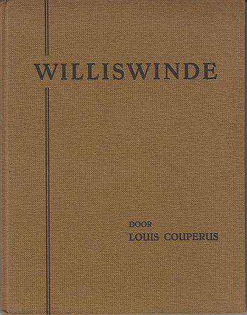 COUPERUS, LOUIS - Williswinde. (Met een Voorrede van de auteur).