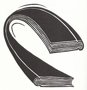 VOSMAER, CAREL - Bilderdijk tegen onze boeken. (Met aantekening van Nop Maas en linoleumsnede van Peter Yvon de Vries).